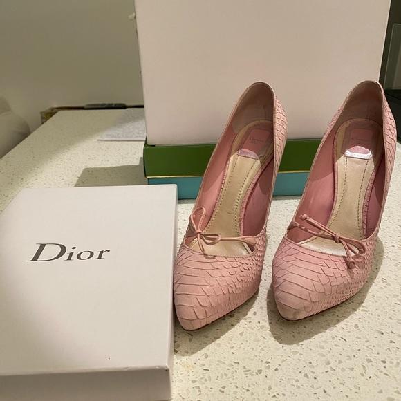 Dior pink